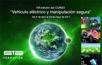 Vehículo eléctrico y manipulación segura