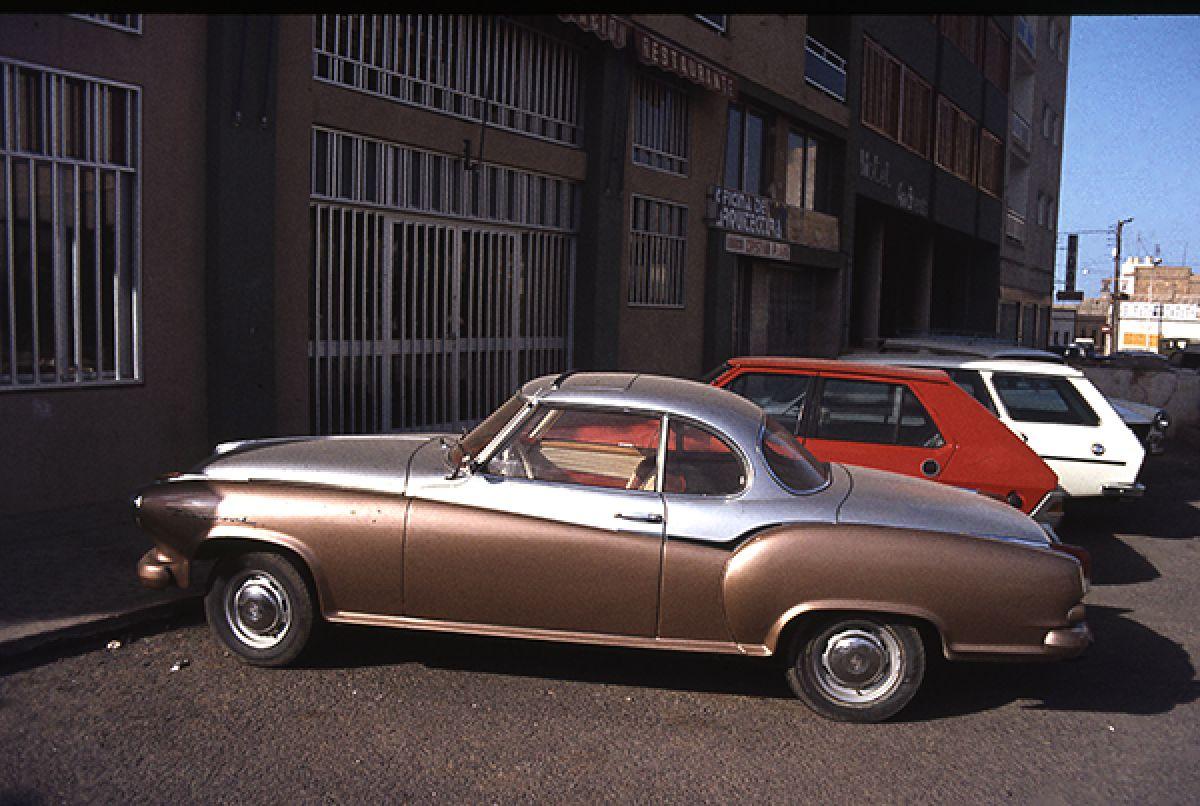 Borgward Isabella, an iconic | New | Prestige Electric Car