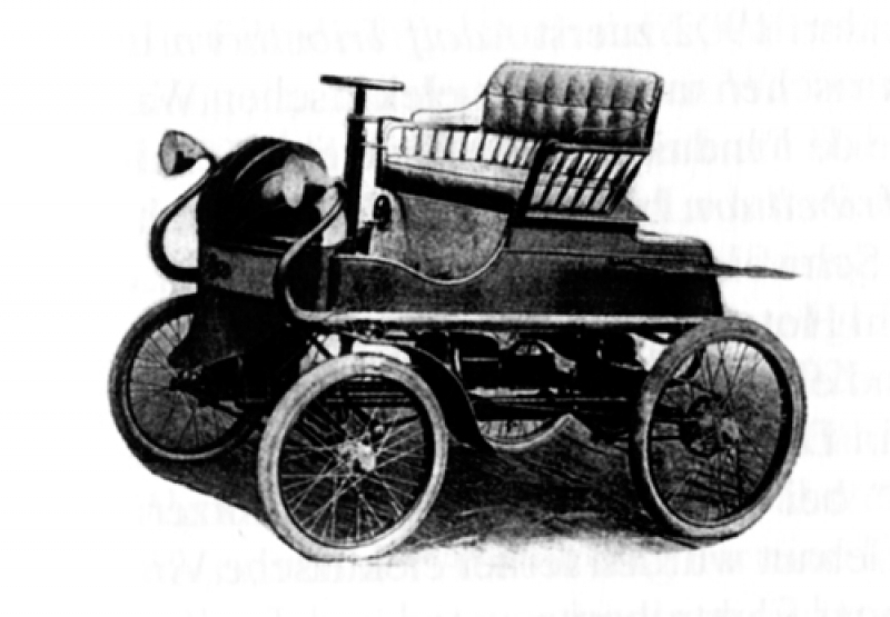 Share It Seems That The First Automobile