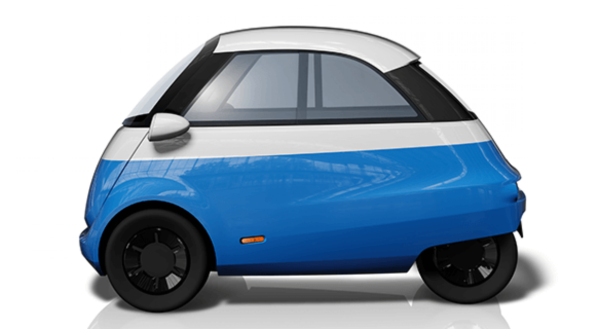 The swiss bubble-car Microlino | New | Prestige Electric Car
