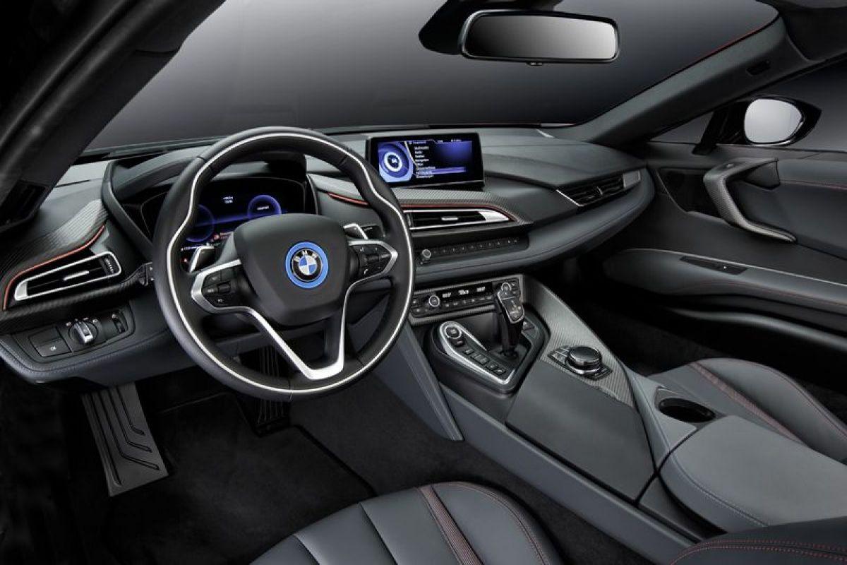 Bmw I8 Protonic Red Edition New Prestige Electric Car