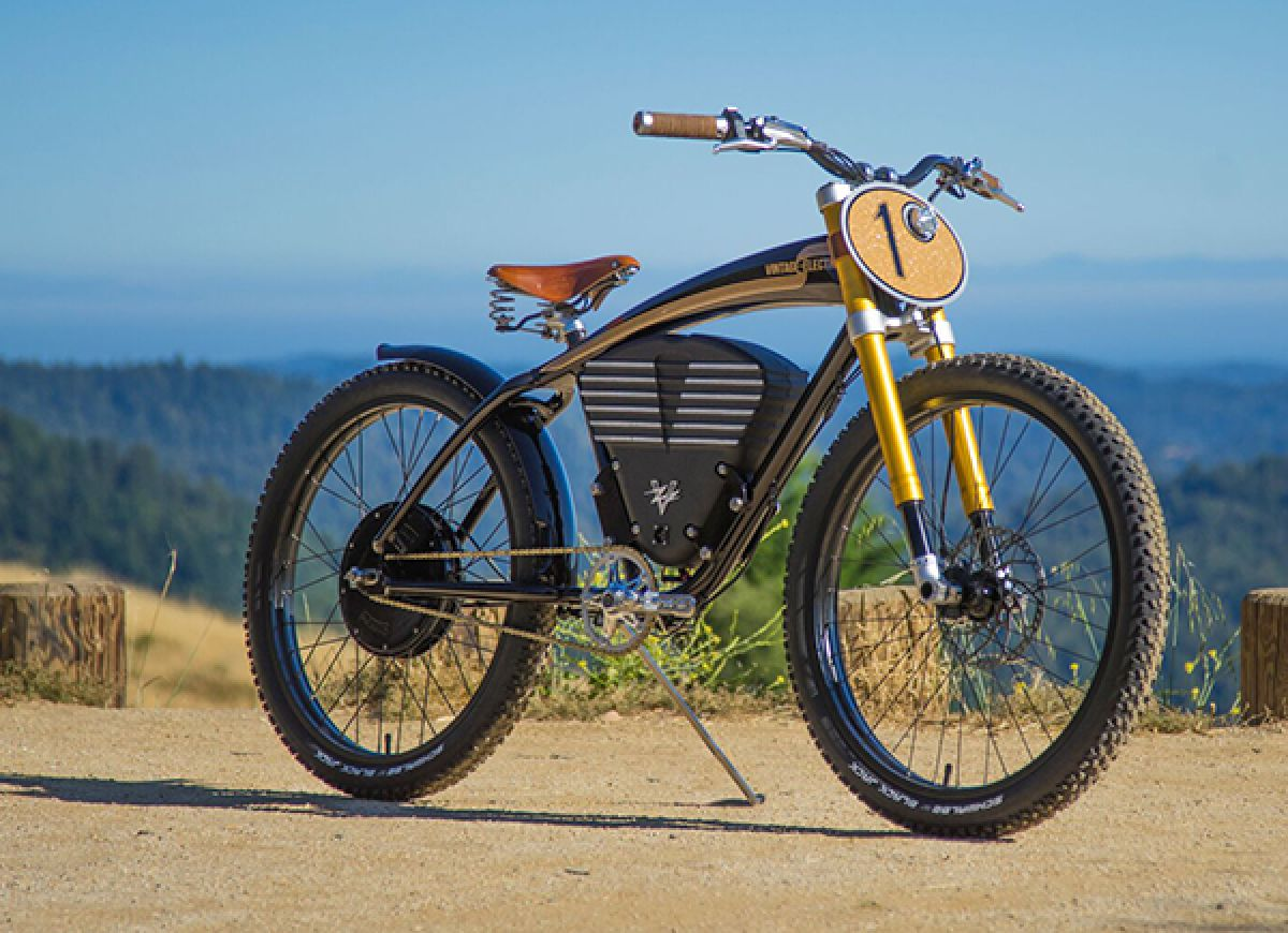 Share Vintage Electric Bikes
