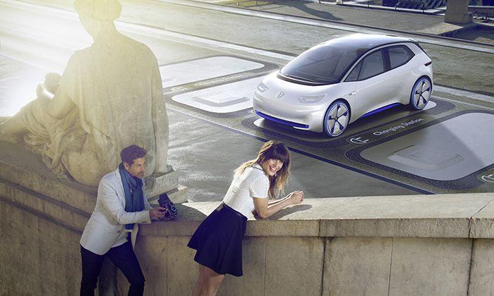 Presentación Volkswagen I.D. eléctrico - para 2020