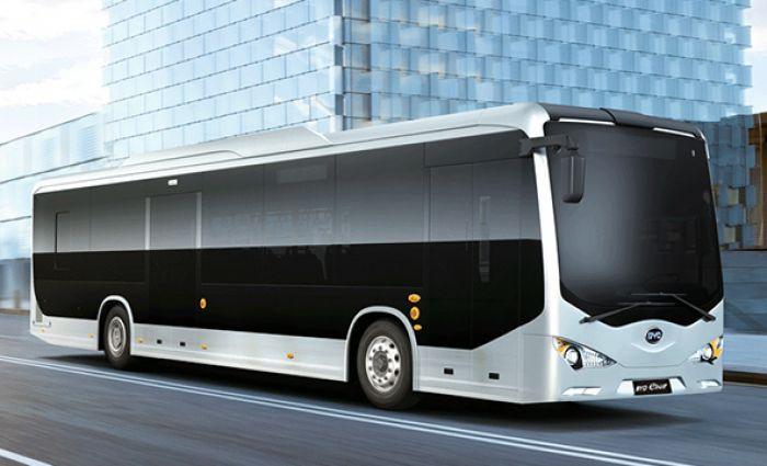 ByD construyerá autobuses eléctricos en Hungría