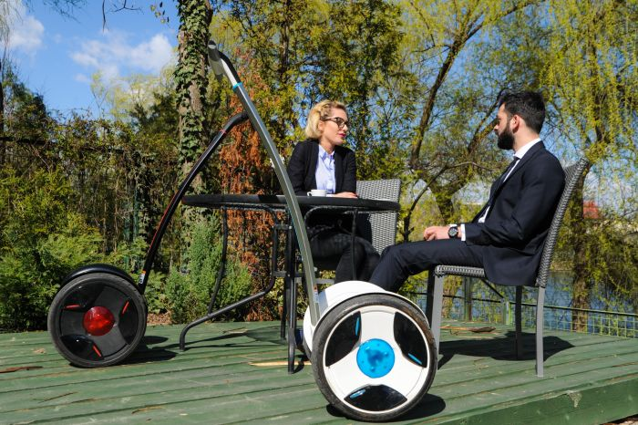 Segway España incorpora Ninebot PTR E+ a su gama  de productos