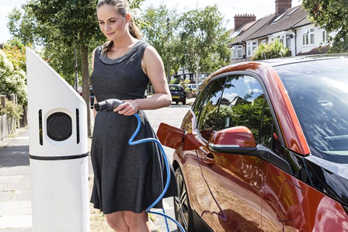 Electric Vehicle increase in popularity in UK