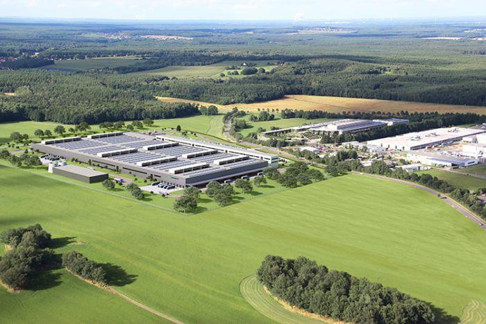 Daimler crea la mayor fábrica de baterías en Europa