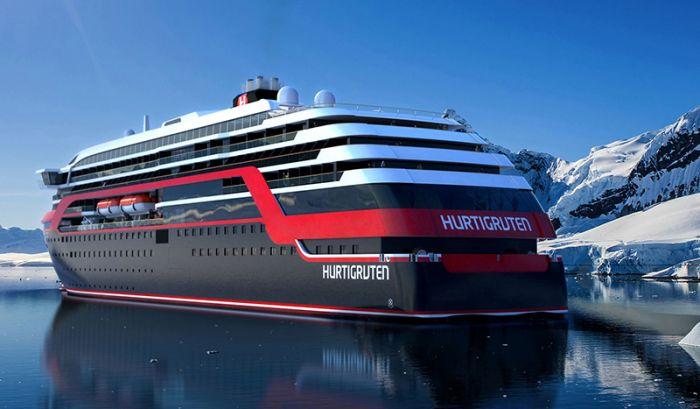Barcos híbridos para el Artico