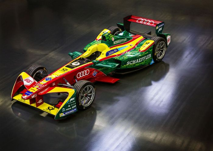 Audi se concentrará en la Fórmula E