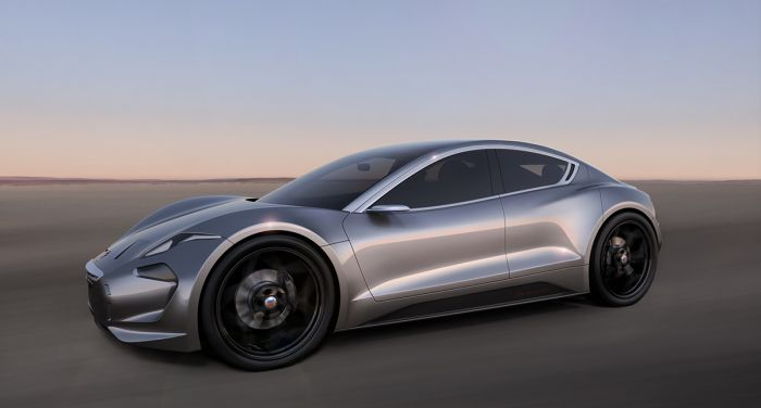 The new Fisker aims to break new barriers in e-mobility