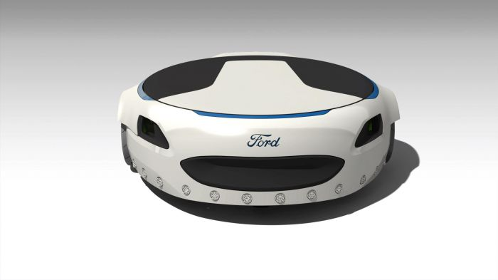 Ford Carr-E, a smart device to improve mobility