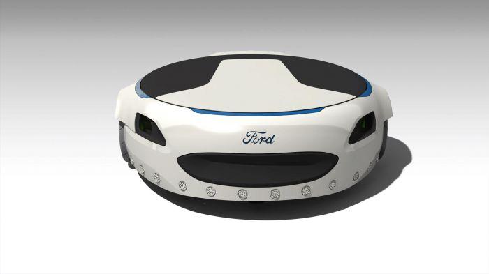 Ford Carr-E, transporte personalizado