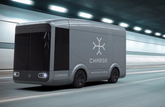 La inglesa Charge revela camiones eléctricos