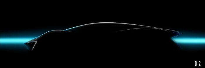El Techrules GT96 se revelará en marzo 2017