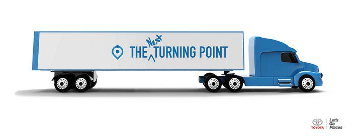Toyota: el hidrógeno para grandes camiones