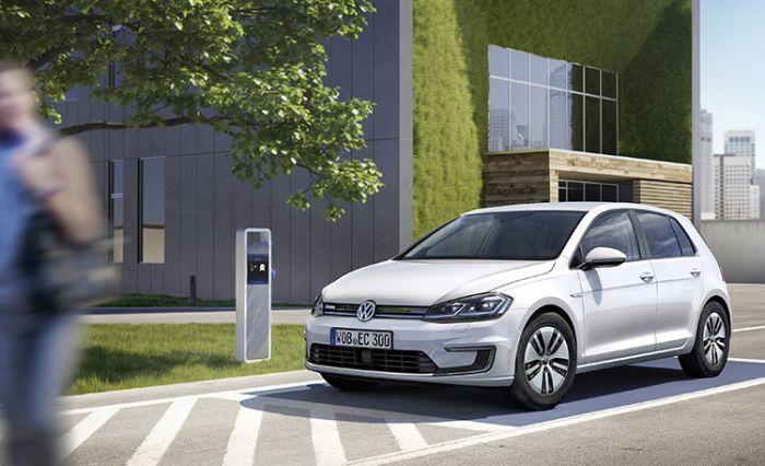 Volkswagen presenta su nuevo Golf eléctrico