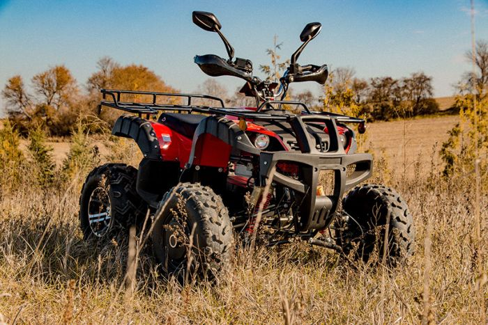 Electric Ultra Beast ATV from Daymak