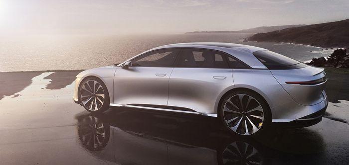 Lucid Motors will built supercar in Arizona for 2018