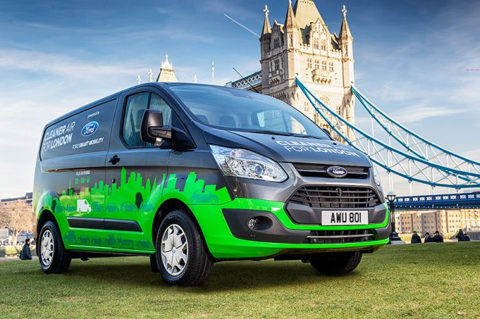 Ford trials plug-in hybrids and electrics