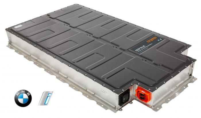 Baterías BMW i3 para embarcaciones
