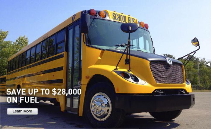 Lions autobús eléctrico