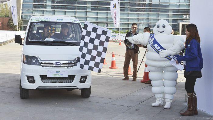 Michelin Challenge Bibendum crea Movin`on
