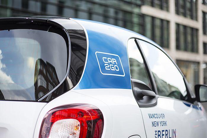 Car2go Car Sharing crece y crece
