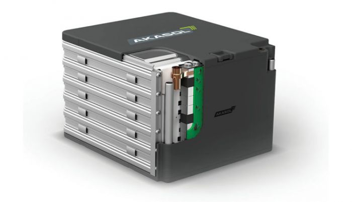 Las baterías Akasol aguntan más de 1 millón de km
