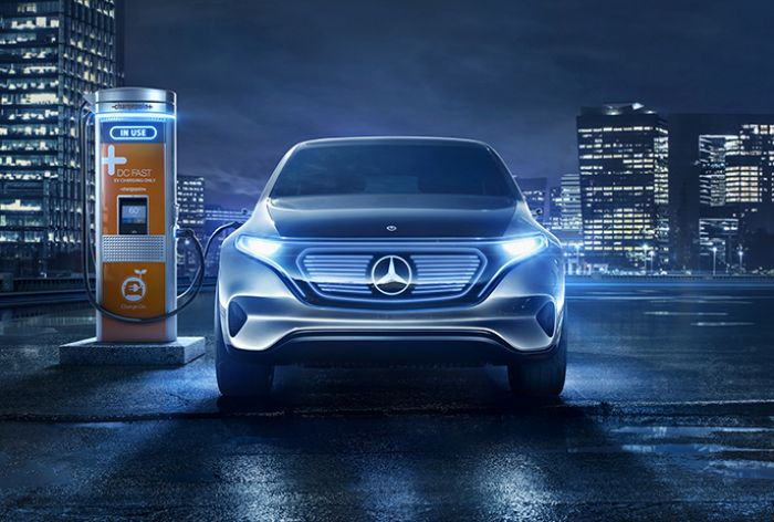 Daimler invest in ChargePoint, leader in charging solutions