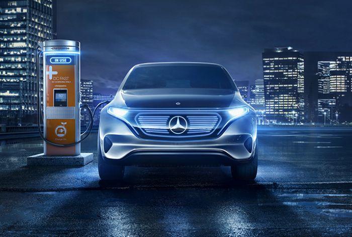 Daimler invierte en ChargePoint, líder en soluciones de recarga