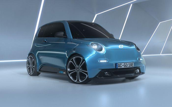 E.Go Life coche urbano listo para producción