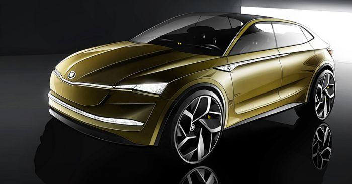 Skoda presenta su primer vehículo eléctrico