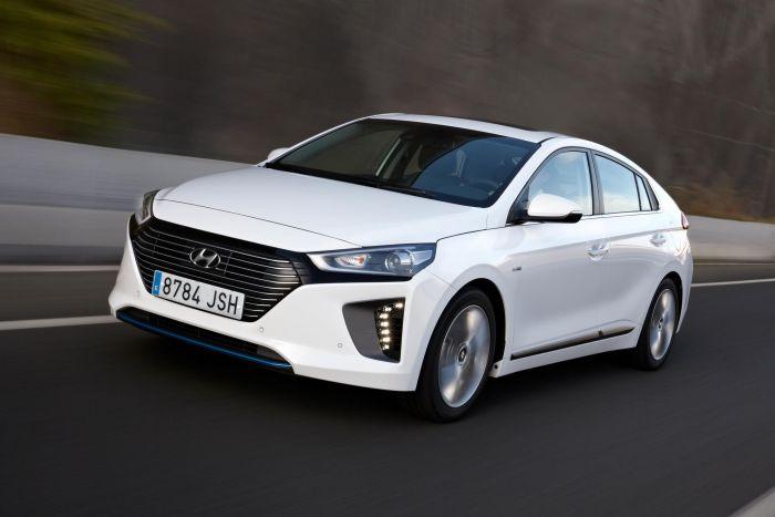 Hyundai Ioniq eléctrico ya disponible