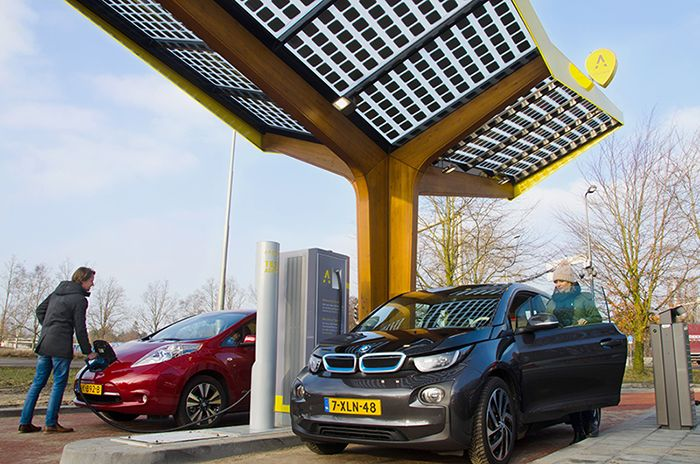 First Fastned stations break-even
