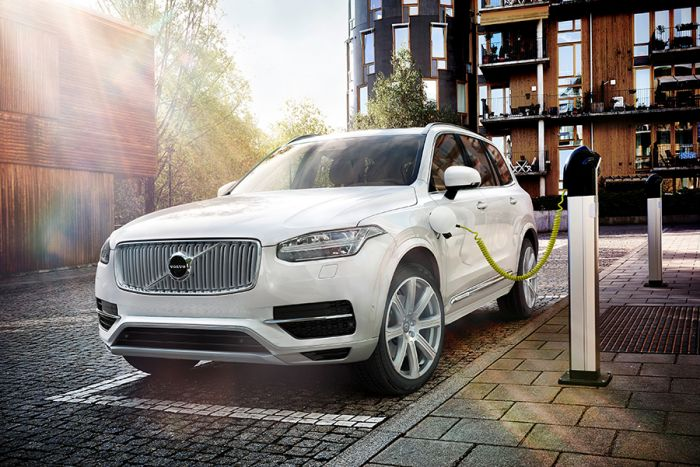 Volvo will build first electric car in China