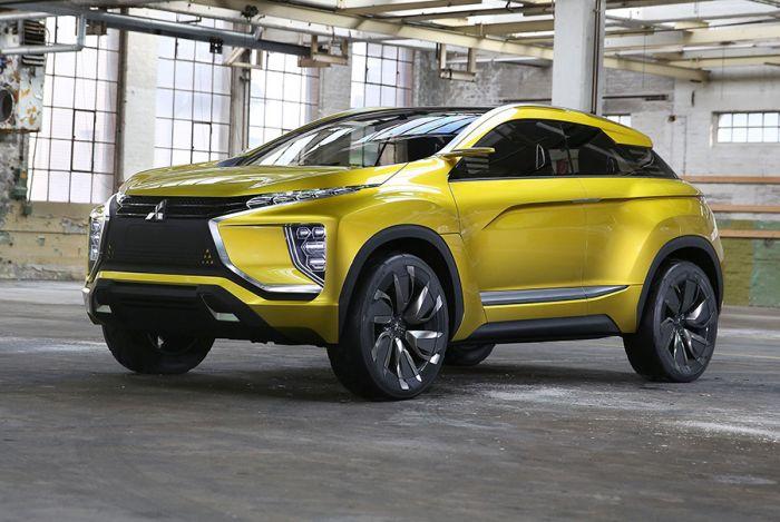 Mitsubishi GT-PHEV y eX Concept