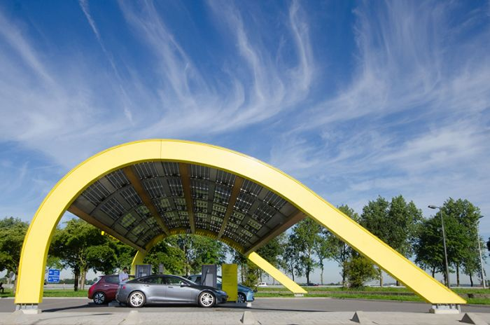 Fastned goes to London and Germany