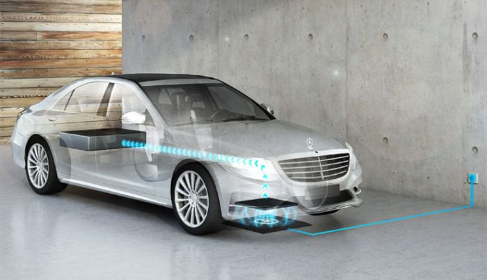 Inductive charging, ready to sell