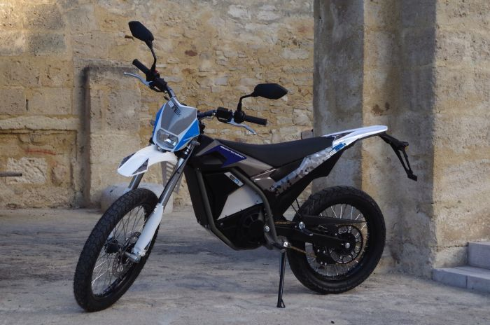 Electric Bike of Trial