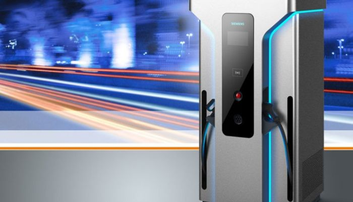 New quick charging system from Siemens