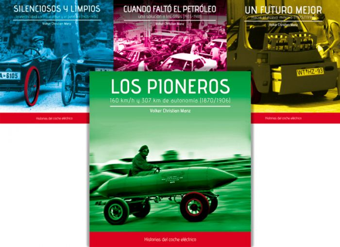 LOS PIONEROS, 160 km/h y 307 km de autonomía 1870/1906