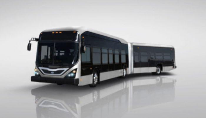 ByD entrega un autobús eléctrico de 18 metros