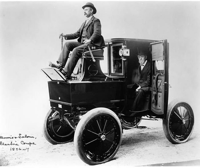 HISTORY OF ELECTRIC CAR