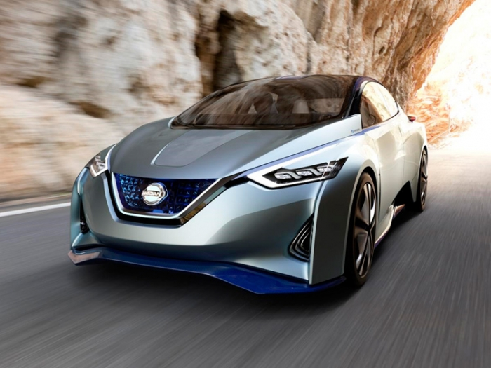 Nissan presents IDS Concept Car