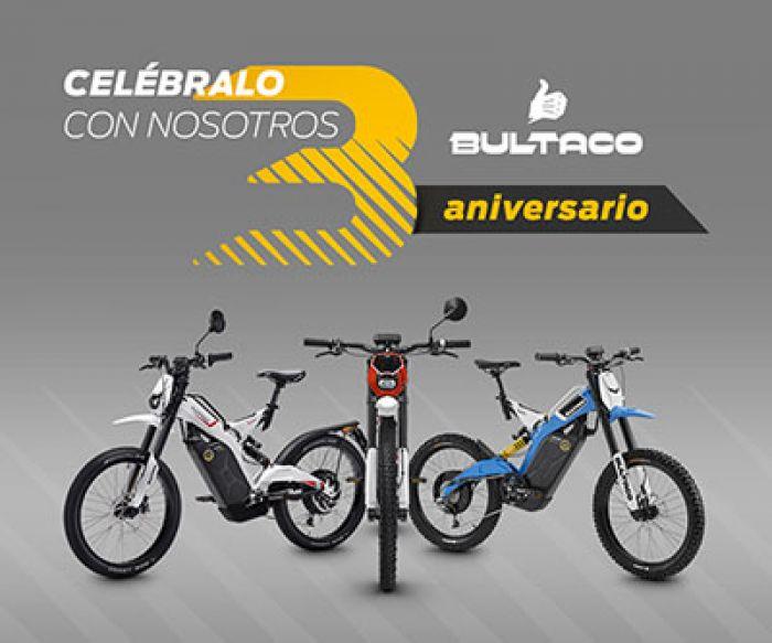 Bultaco celebra tercer aniversario