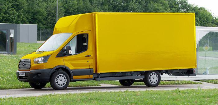 Deutsche Post y Ford - juntos con una furgoneta eléctrica