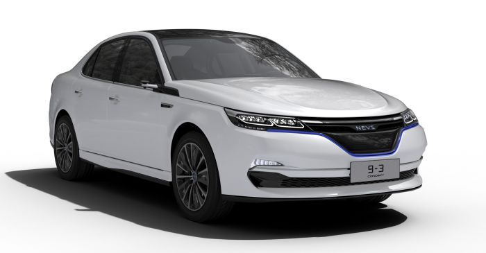 Electric SAAB will come finally