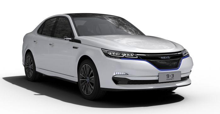 Por fin llegarán los Saab eléctricos