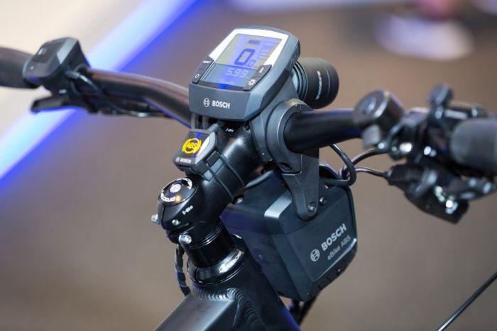 Bosch presenta un ABS para bicicletas eléctricas