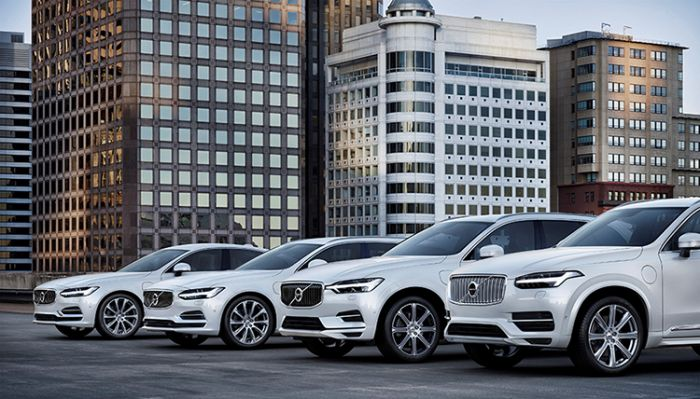 Volvo to go all electric
